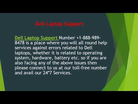 Benefits of Availing Services of Our Dell Support across the USA