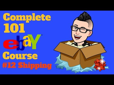 How To Ship On Ebay For Beginners  Best Way To Ship Clothing CLASS # 12