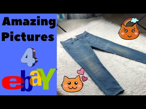AWESOME eBay Photography How to Photograph Clothes