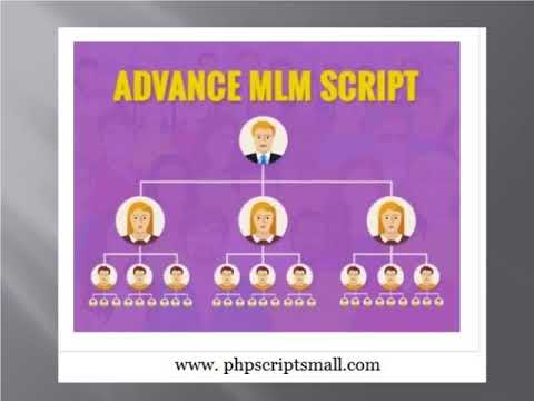 MLM Software - MLM Software company | Multi-level Marketing software