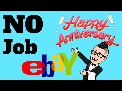 EBAY RESELLING $$ 1 Year Anniversary NO JOB $$
