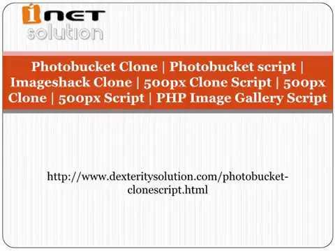 Photobucket Clone   Photobucket script   Imageshack Clone