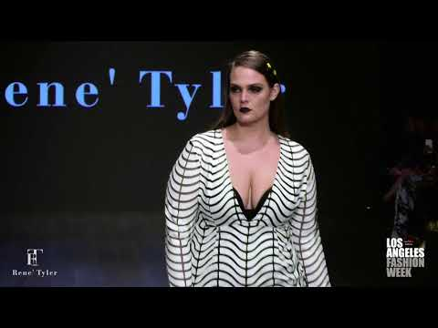 Rene' Tyler at Los Angeles Fashion Week powered by Art Hearts Fashion LAFW