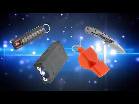 Super Sharp Shooter Keychain Patented Self Defense #asseenontv