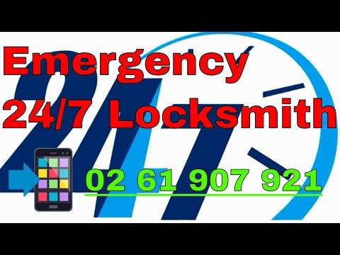 Emergency Locksmith Canberra | Call 02 61 907 921