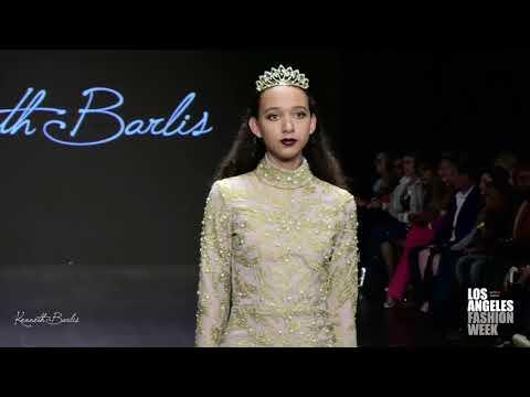 Kenneth Barlis at Los Angeles Fashion Week powered by Art Hearts Fashion LAFW