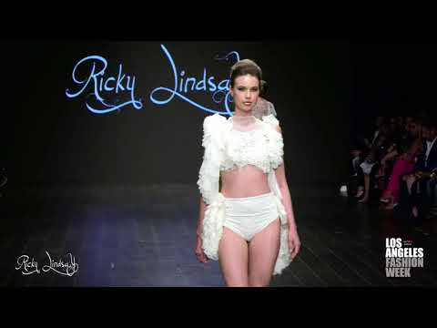 Ricky Lindsay at Los Angeles Fashion Week powered by Art Hearts Fashion LAFW