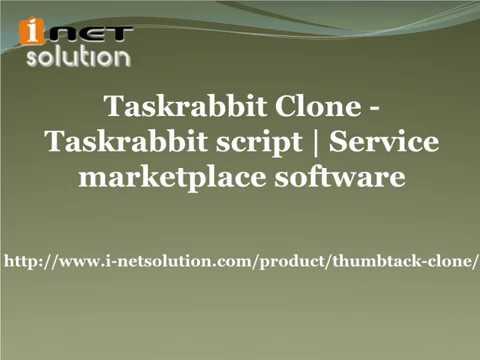 Taskrabbit Clone   Service marketplace software