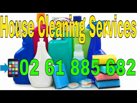 House Cleaning Services in Canberra | Call 02 61 885 682