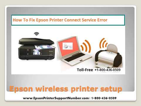 Epson printer support phone number | Epson wireless printer setup