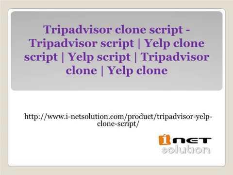 Yelp clone script  Yelp script