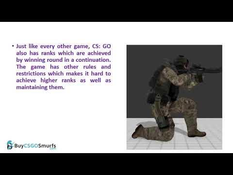 How to increase CSGO Ranking?