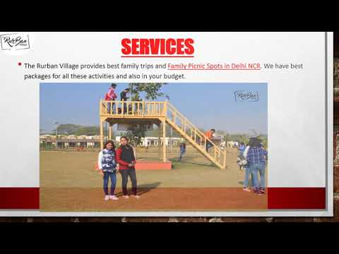 Family Picnic Spots in Delhi NCR with TheRuranVillage