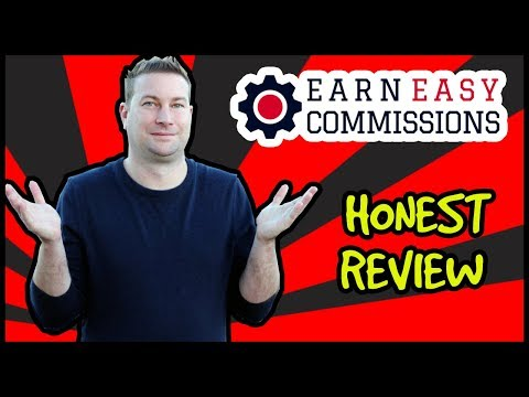 Earn Easy Commissions Honest Review
