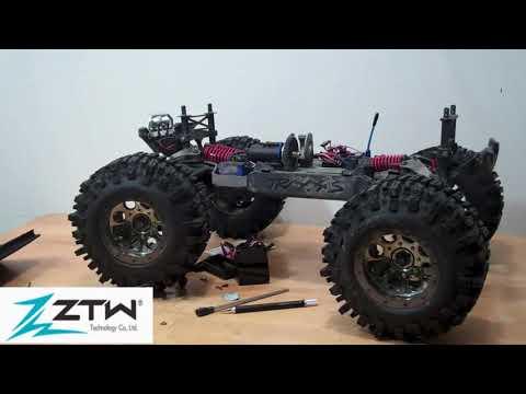ZTW Beast 1:8 Brushless system