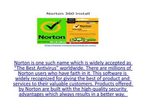 norton.com/setup-How to install and activate Norton setup