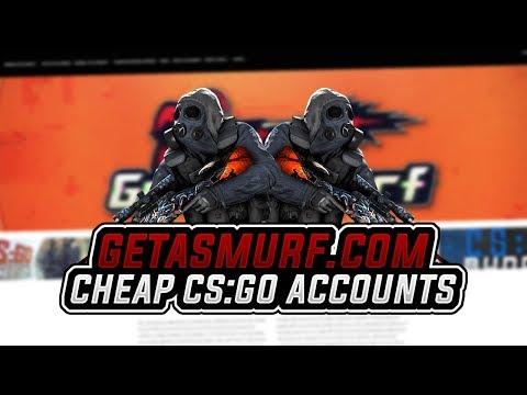 CS:GO | GETASMURF - CHEAP ACCOUNTS (PRIME/NON PRIME)...