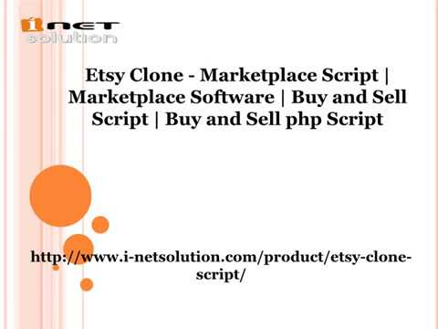 Buy and Sell Script  Buy and Sell php Script