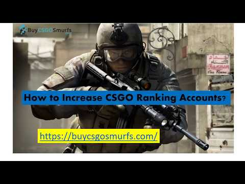 How to Boost CSGO Ranks?