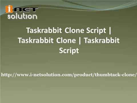 Taskrabbit Clone - i-netsolution