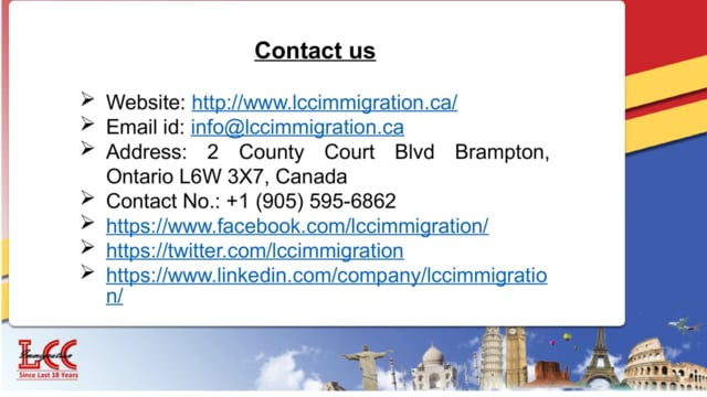 Benefits of Visiting Visa Consultancy for Canadian Visa