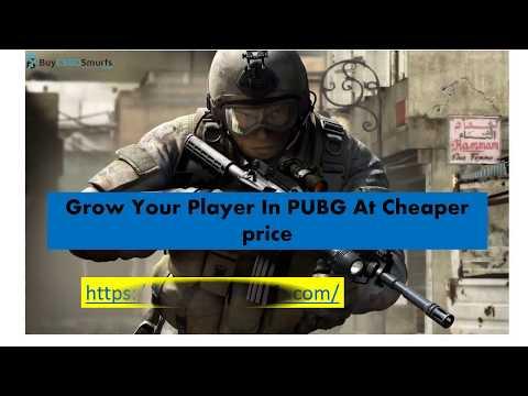 Buy player unknowns battleground with Buycsgosmurfs