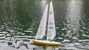 ODOM 191 Avispa with new  Jess Atkinson sails