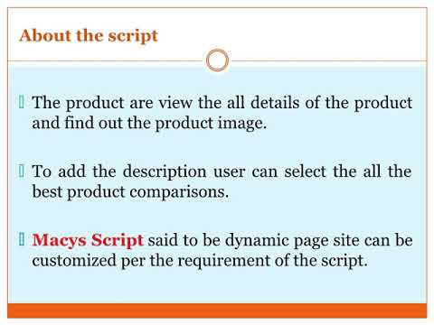 Php Target Clone, Php Target Script, Macys Clone, Macys Script, Rakuten Script