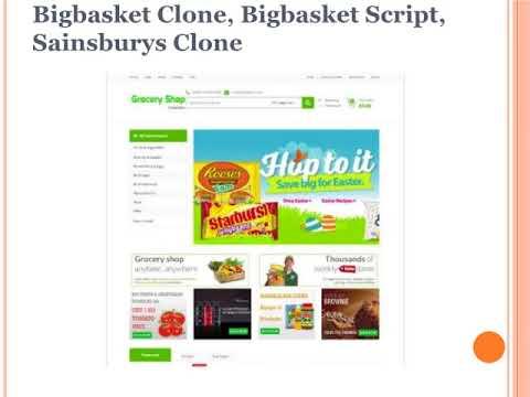 Bigbasket Clone   Bigbasket Script   Sainsburys Clone
