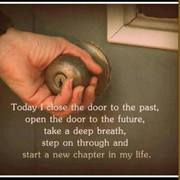 WE SHOULD NOT DWELL ON OUR PAST.