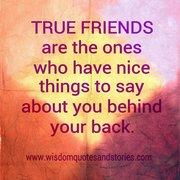 THE ONLY TRUE FRIEND IS JESUS.