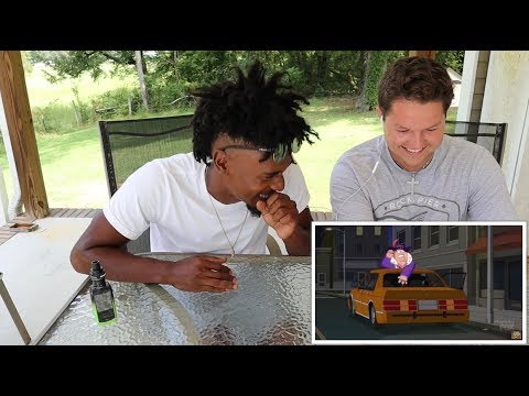 Family Guy Funniest Moments! (Reaction) We Got Into a Fight...