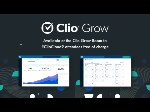 Clio Cloud Conference 2018: Opening Keynote