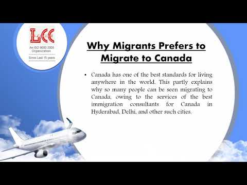 Visit Canada with the Help of best immigration Consultants