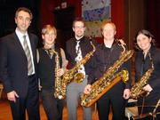 Dennis Saxophone Quartet