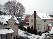 Snow in Cambridge - MA