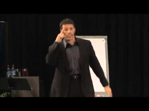 Tony Robbins Influence and Rituals