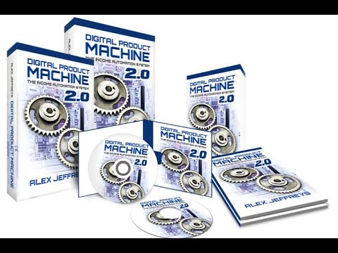 Digital Product Machine 2.0 is a great product but is Digital Product Machine 2.0 right for you?
