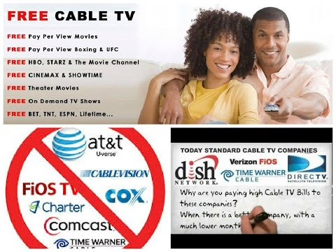 cable box infomercial 3
