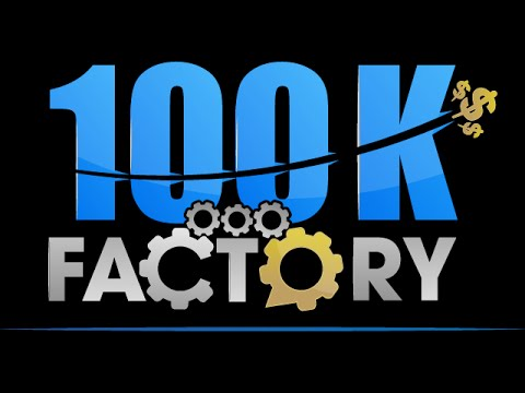 The 100K Factory provides excellent training, but is the 100K Factory right for you?