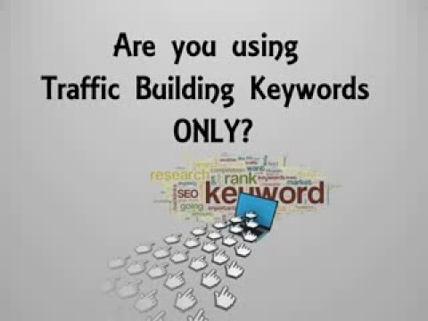 Building Traffic and Value! Increasing traffic results by offering more value.