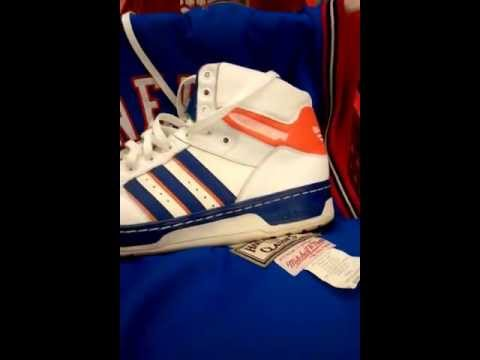 og adidas Patrick Ewing pick up at the thrift store