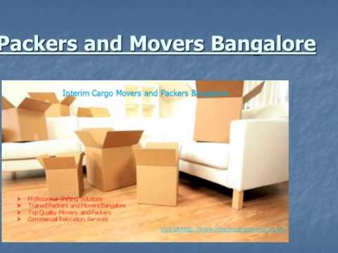 Interim Cargo Movers and Packers Bangalore