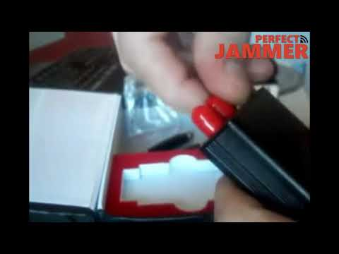 GPS GSM 3G Signals Mini Jammer Device Portable