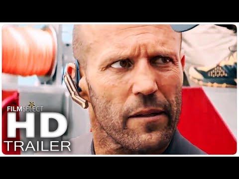 THE MEG Extended Trailer (2018)