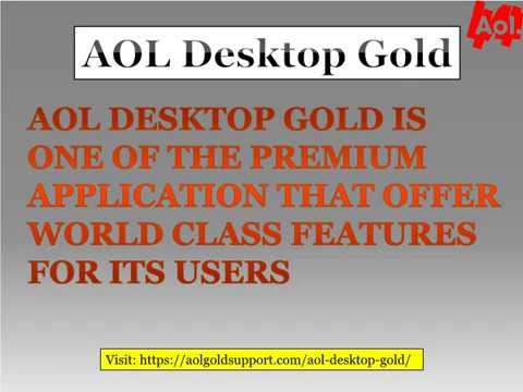 AOL Gold Support number +1 844 443 3244