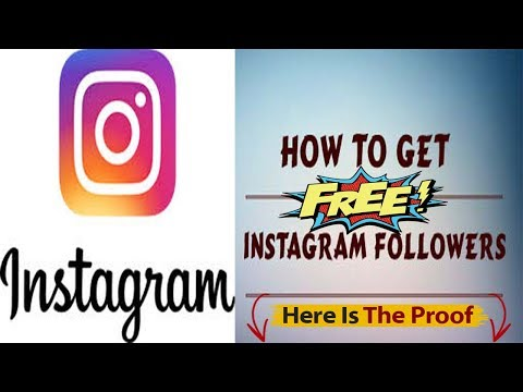 Free Instagram Followers   Get Up To 30k 100% Real & Active IG Followers For Free #Top Site