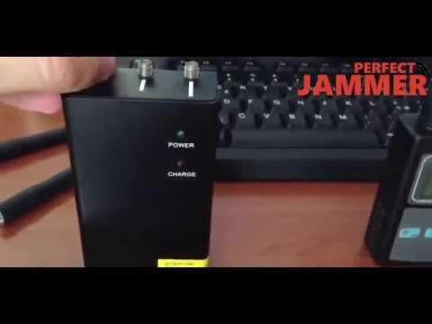 GPS signal anti tracking blocker portable