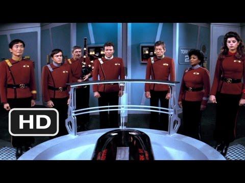 Spock's Funeral SCENE - Star Trek: The Wrath of Khan MOVIE (1982) - HD