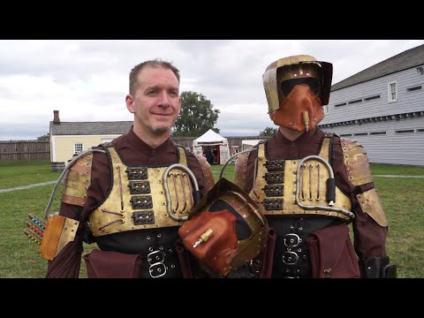 Grand Canadian Steampunk Exposition - Kinetoscope Parlour episode 9